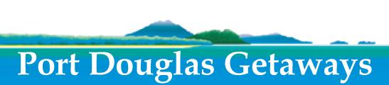 Port Douglas Getaways - logo